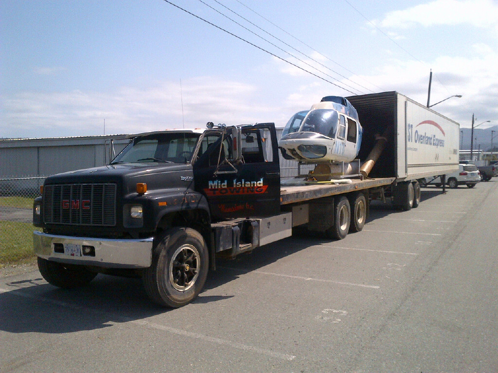 Mid Island Towing Recovery Services